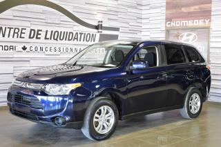 Used 2014 Mitsubishi Outlander Es+awd for sale in Laval, QC