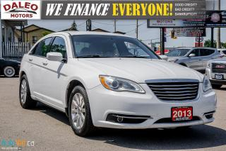 Used 2013 Chrysler 200 TOURING | 4CYL | HEATED SEATS | for sale in Hamilton, ON
