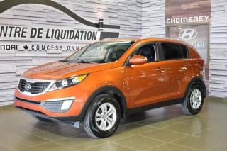 Used 2012 Kia Sportage LX+AWD for sale in Laval, QC