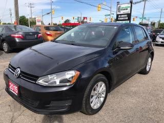Used 2015 Volkswagen Golf Trendline l Heated Seats l Bluetooth for sale in Waterloo, ON