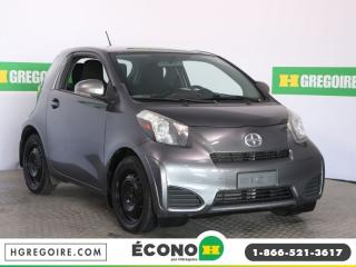Used 2012 Scion iQ HB A/C GR ELECT for sale in St-Léonard, QC
