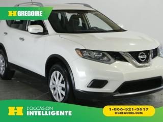 Used 2014 Nissan Rogue S AWD AC GR ELEC for sale in St-Léonard, QC