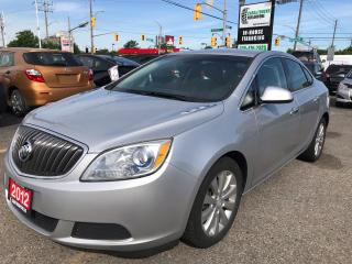 Used 2012 Buick Verano w/1SB l Leather l No Accidents l Alloy for sale in Waterloo, ON