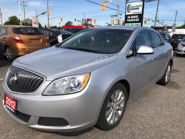 2012 Buick Verano w/1SB l Leather l No Accidents l Alloy