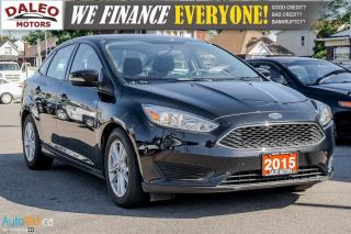 Used 2015 Ford Focus SE / BACK UP CAM / HEATED SEATS / BLUETOOTH for sale in Hamilton, ON