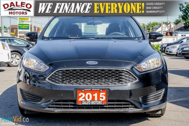 2015 Ford Focus SE / BACK UP CAM / HEATED SEATS / BLUETOOTH Photo2