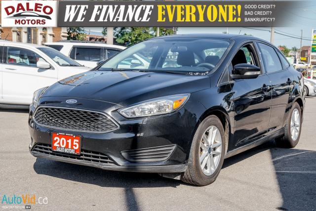 2015 Ford Focus SE / BACK UP CAM / HEATED SEATS / BLUETOOTH Photo3