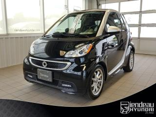 Used 2014 Smart fortwo passion + CABRIOLET + for sale in Ste-Julie, QC