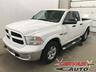 Used 2016 RAM 1500 Outdoorsman EcoDiesel 4X4 Mags Bluetooth for sale in Shawinigan, QC