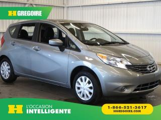 Used 2015 Nissan Versa NOTE SV A/C-GR for sale in St-Léonard, QC