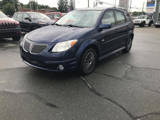 Used 2007 Pontiac Vibe Familiale 4 portes for sale in Sherbrooke, QC