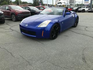 Used 2005 Nissan 350Z Roadster 2 portes, boîte manuelle avec c for sale in Sherbrooke, QC