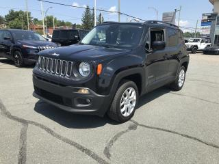 Used 2015 Jeep Renegade 4X4, 4 portes, North for sale in Sherbrooke, QC
