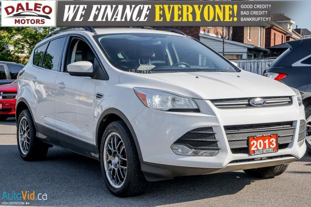 2013 Ford Escape SE | 4WD | PANROOF | NAV | LEATHER HEATED SEATS |