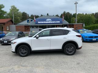 Used 2017 Mazda CX-5 GS for sale in Flesherton, ON