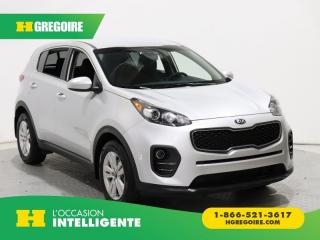 Used 2017 Kia Sportage LX A/C GR ELECT for sale in St-Léonard, QC