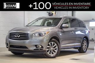 Used 2015 Infiniti QX60 2015 Infiniti Awd for sale in Montréal, QC