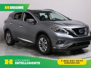 Used 2018 Nissan Murano SV AWD A/C TOIT MAGS for sale in St-Léonard, QC