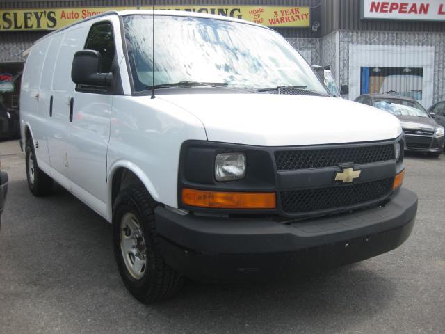 2011 Chevrolet Express 2500 Cargo Van 4.8L 8cyl AC