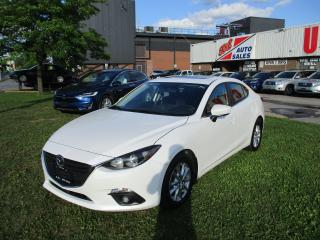 Used 2015 Mazda MAZDA3 GS~BACK-UP CAM~BLUETOOTH~HEATED SEATS for sale in Toronto, ON