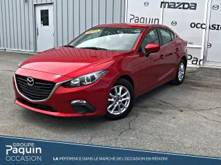 Used 2015 Mazda MAZDA3 Gs Bonne Tenue De for sale in Rouyn-Noranda, QC