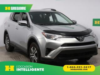 Used 2017 Toyota RAV4 LE GR ELECT MAGS for sale in St-Léonard, QC
