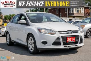 Used 2014 Ford Focus SE / HEATED SEATS / BLUETOOTH for sale in Hamilton, ON