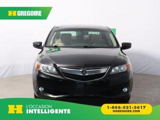 Used 2015 Acura ILX PREMIUM PKG A/C for sale in St-Léonard, QC
