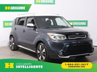 Used 2014 Kia Soul Two-Tone Fathom for sale in St-Léonard, QC
