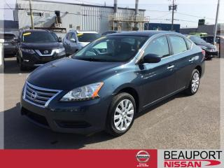 Used 2014 Nissan Sentra 1.8 S CVT ***16 400 KM*** for sale in Beauport, QC
