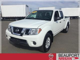 Used 2018 Nissan Frontier SV CREW CAB 4X4 ***18 500 KM + GARANTIE for sale in Beauport, QC