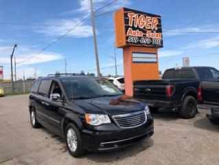 Used 2014 Chrysler Town & Country Limited**LEATHER**DUAL DVD**LOADED**CERTIFIED for sale in London, ON