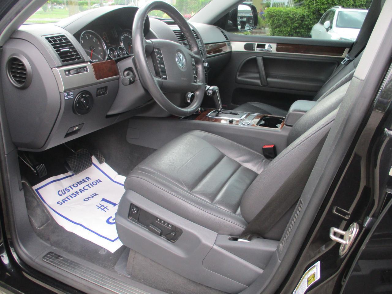 2010 Volkswagen Touareg