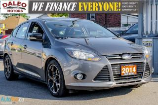 Used 2014 Ford Focus SE | HEATED SEATS | NAV | LEATHER | for sale in Hamilton, ON