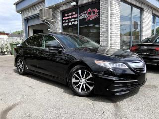 Used 2015 Acura TLX Tech berline 4 portes TA KIT AERO PKG for sale in Longueuil, QC