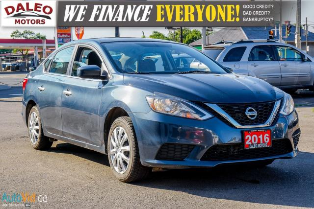 2016 Nissan Sentra S | BACK UP CAM | HEATED SEATS |
