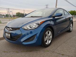 Used 2014 Hyundai Elantra Coupe GL COUPE / VERY RARE / BLUETOOTH / ONLY 138 KMS!!! for sale in Hamilton, ON