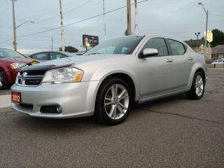 Used 2012 Dodge Avenger SXT/EXCELLENT CONDITION/RUNS & DRIVES GREAT!!! for sale in Hamilton, ON