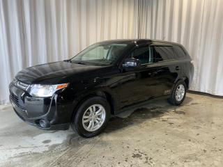 Used 2014 Mitsubishi Outlander 4 RM 4 portes ES AWC AWD for sale in Sherbrooke, QC