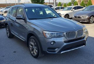 Used 2017 BMW X3 xDrive28i EVERYTHING YOU NEED for sale in Dorval, QC