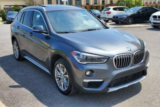 Used 2016 BMW X1 XDRIVE28I HEADS UP for sale in Dorval, QC