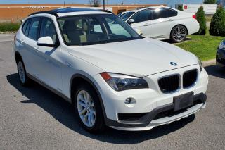 Used 2015 BMW X1 Xdrive Rear View Camer for sale in Dorval, QC