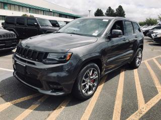 Used 2019 Jeep Grand Cherokee SRT for sale in Richmond, BC