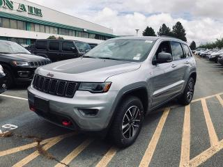Used 2019 Jeep Grand Cherokee Trailhawk for sale in Richmond, BC