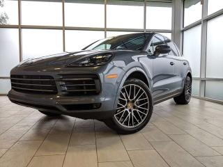 Used 2019 Porsche Cayenne for sale in Edmonton, AB
