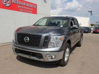 New 2019 Nissan Titan SV for sale in Edmonton, AB