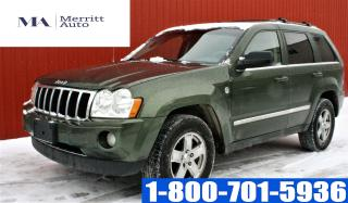 Used 2007 Jeep Grand Cherokee Limited for sale in London, ON