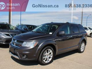 Used 2018 Dodge Journey GT DVD AWD FULL LEATHER LOW LOW KMS !!! for sale in Edmonton, AB