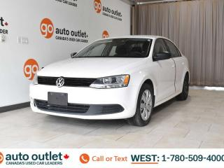 Used 2012 Volkswagen Jetta Sedan TRENDLINE, FWD, 5 SPEED MANUAL, HEATED FRONT CLOTH SEATS for sale in Edmonton, AB