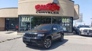 Used 2018 Jeep Grand Cherokee Limited+POWER SUNROOF+NAVIGATION+LOADED for sale in Toronto, ON